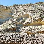 Fossilised Dune Cliffs