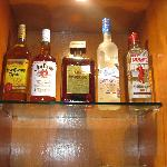 Fabulous minibar in Excellence Club room