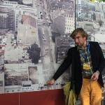 """Tour Guide Michael at """"Checkpoint Charlie"""""""