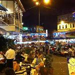 fisf restaurants 200 meters near by hotel
