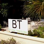 Hard location to see - Look for BT sign