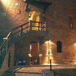 entrata Rocca/ristorante