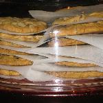 chocolate chip cookies @ 1.00 @ POF