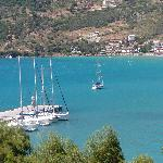 vasiliki blue view