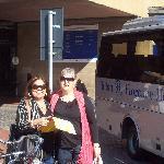 entrada y bus