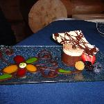 Un dessert sublime