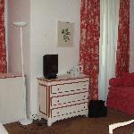 Our room at Hotel Grimaldi