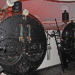 boiler from steam room
