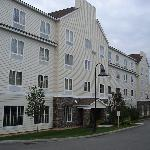 Hotel rear