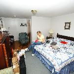 Photo de Golden Knight Inn and Suites