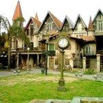 Campanopolis - Aldea medieval