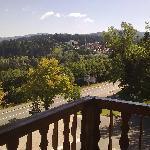 Cioplea seen from balcony