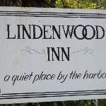 Lindenwood Inn Sign