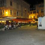 Orta San Giulio by night