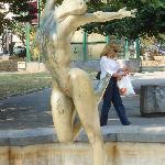 fontana sul piazzale