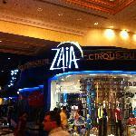 Zaia - Cirque du Soleil