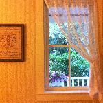 Finestra sul fronte della casa
