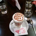 Cafe decorado