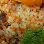 Boulgour salad