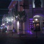 Brio @ Tivoli at night