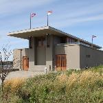 Boathouse has a nautical look!