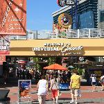 Enetrada a Universal