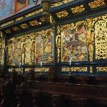 Art in the Mariacka Church