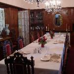 Dinning Room at the inn