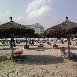 Grand Hotel Don Juan visto dal mare