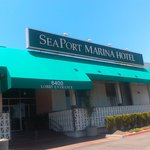 SeaPort Marina Hotel - Main Entrance