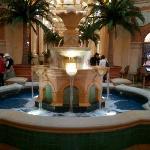 Fountain Near Casino
