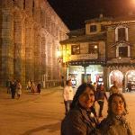 Un paseo caminando desde el Hotel Los Linajes hasta el Acueducto de Segovia.