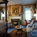 Captain Lord Mansion - Oriental Suite - Kennebunkport Bed and Breakfast