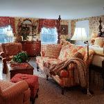 Captain Lord Mansion - Regulator Suite - Kennebunkport Bed and Breakfast