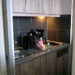 Apartment's kitchen