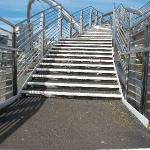 Bridge steps