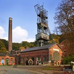 Mining museum outside