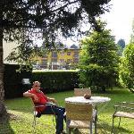 Jardín de Hotel del Prado