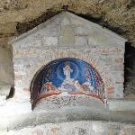 One of the many frescos