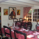1 of many Dining Rooms + Gift Shop too