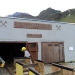 entrata della miniera