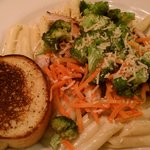 Chili's de Humacao Cajun Pastac with grilled chicken