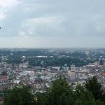 View of Lviv