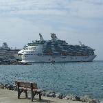 Kusidasi. Expensive near cruise ships
