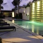 Oasis 12 Pool Area