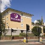 Premier Inn Newcastle City Centre (Millennium Bridge) Hotel