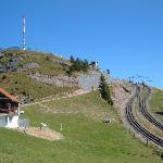 Gipfel Rigi