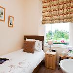 single room with wonderful views