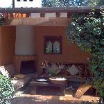 Yard lounge