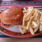 Burger simple 1